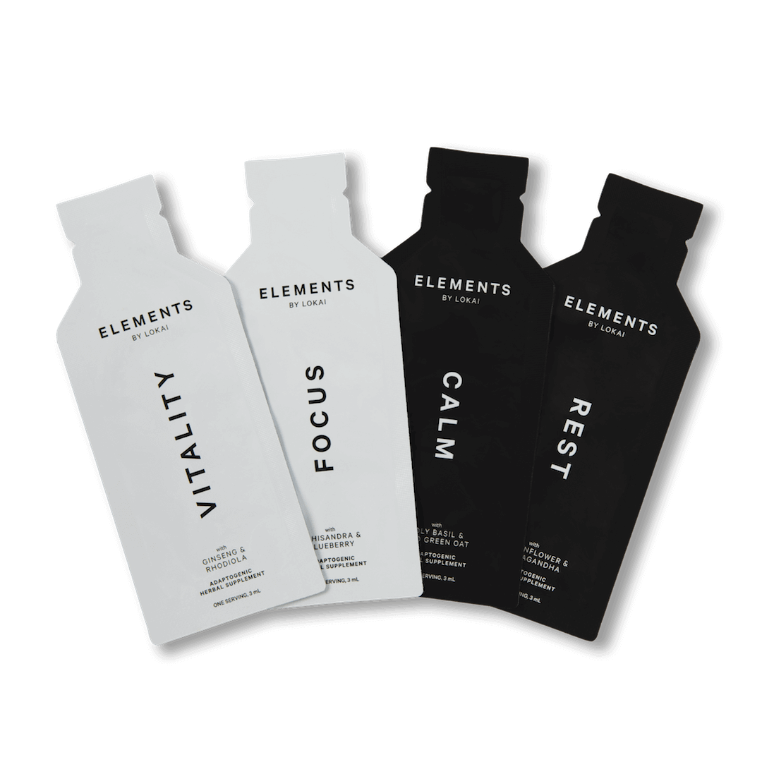 Elements Trial Pack Bottle