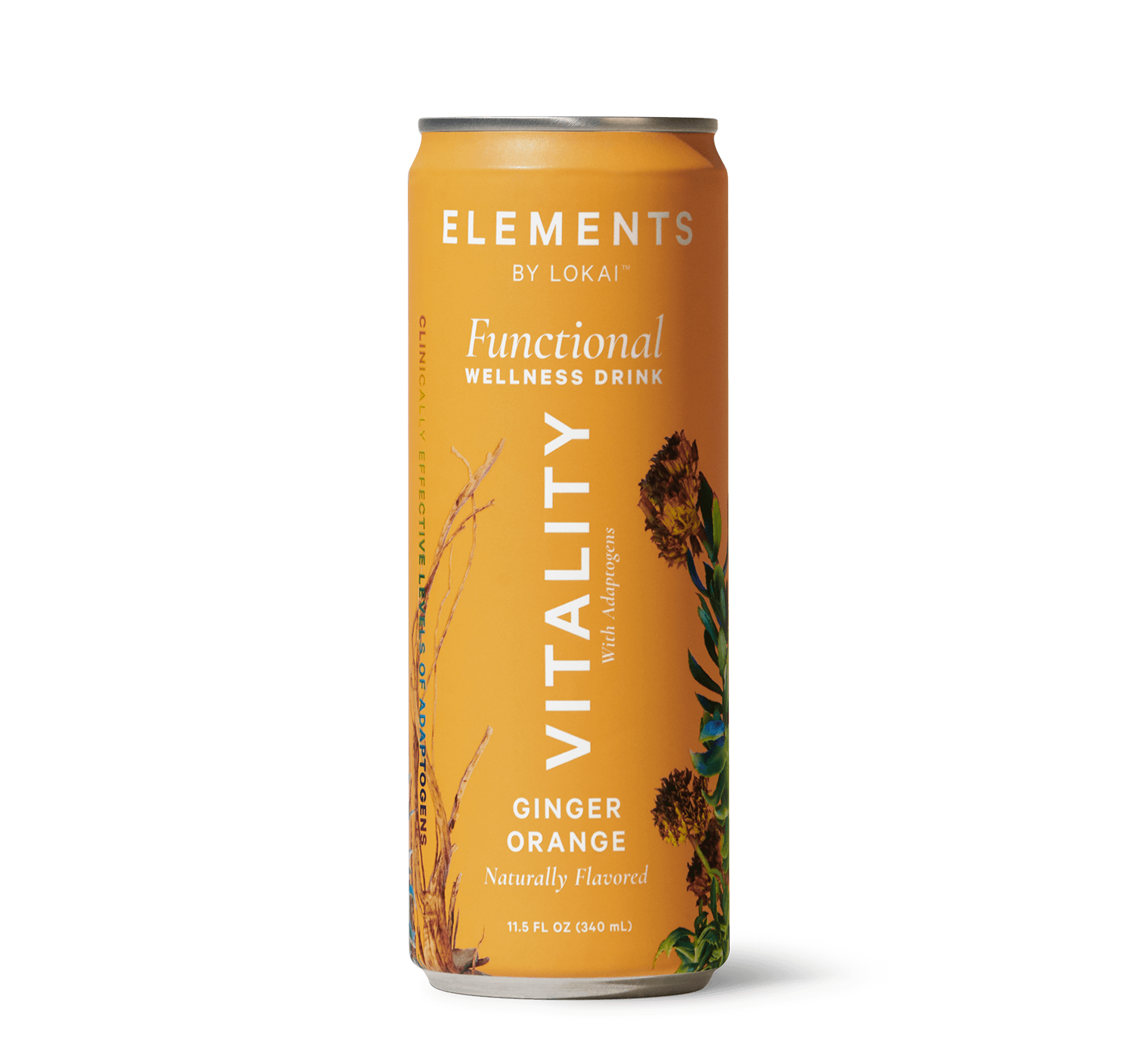 Vitality Drink Can Front